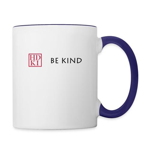 HDKI Be Kind - Contrasting Mug