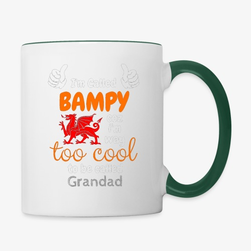 I'm Called BAMPY - Cool Range - Contrasting Mug