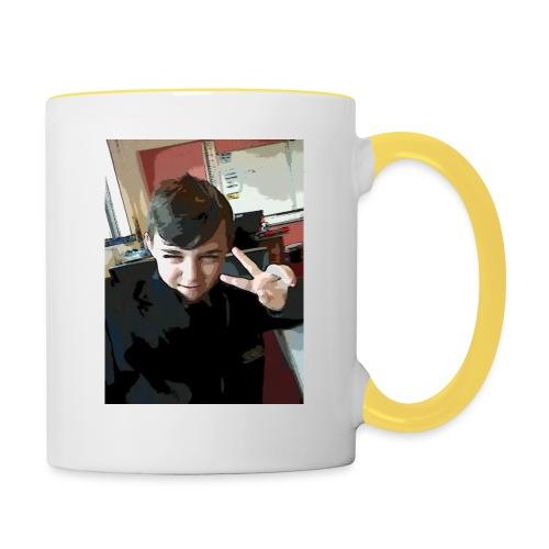 Aaron - Contrasting Mug