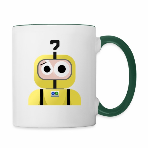 Spaceman - Mug contrasté