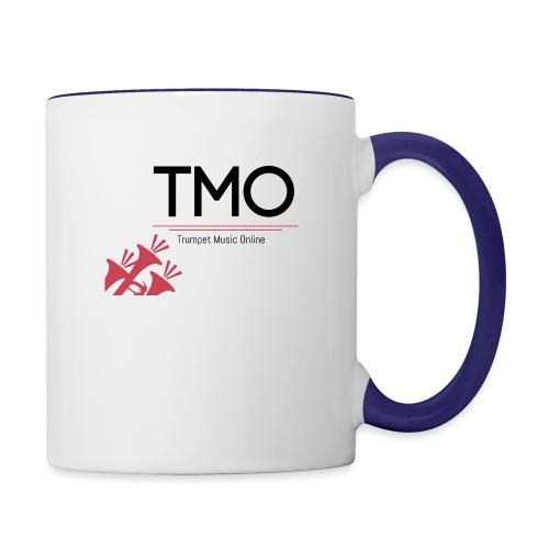 TMO Logo - Contrasting Mug