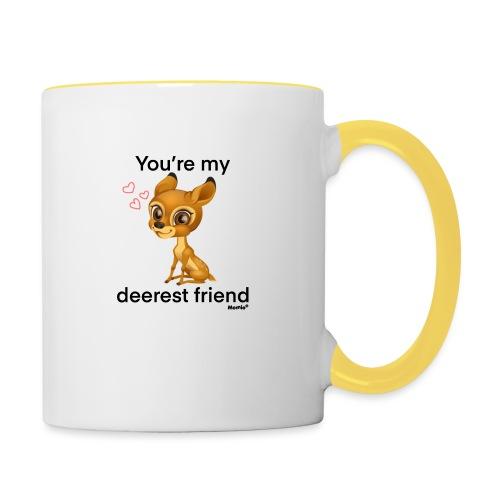 Deerest friend by Diamondlight - Tofarget kopp