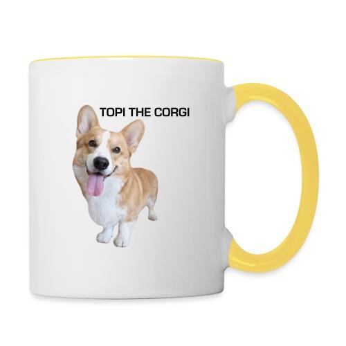 Silly Topi - Contrasting Mug