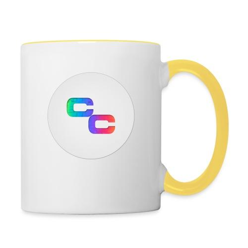 Callum Causer Rainbow - Contrasting Mug