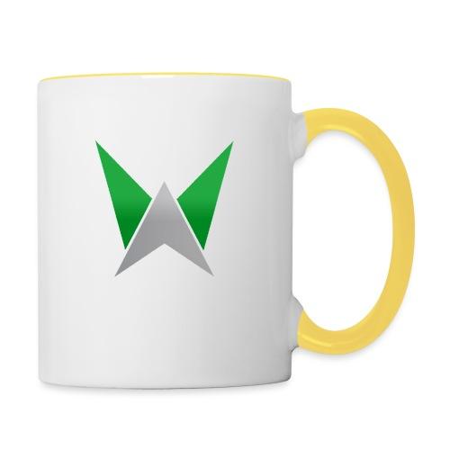logo team - Mug contrasté