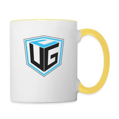 Ultimate Gaming Community Cube - Tasse zweifarbig