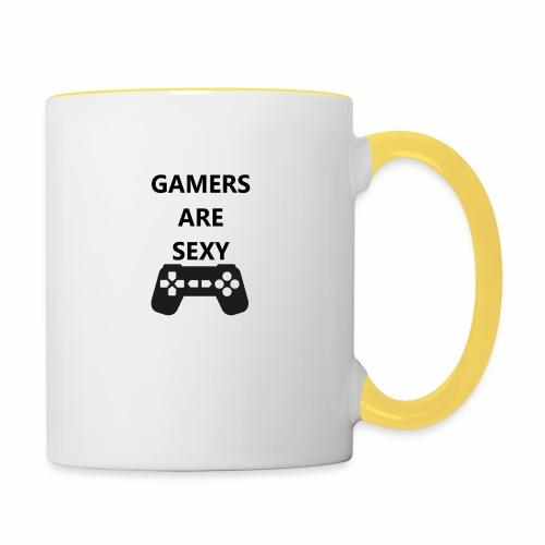 GASController - Contrasting Mug