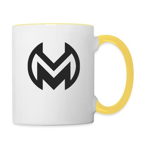 LOGO Harpyes - Mug contrasté