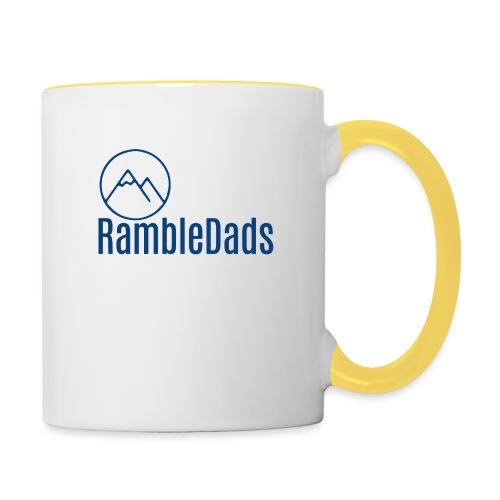 RambleDads - Contrasting Mug