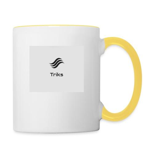 Triks - Mug contrasté