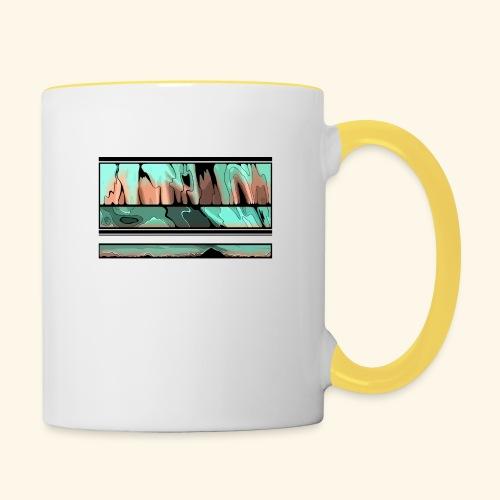 Slur-F06 - Contrasting Mug