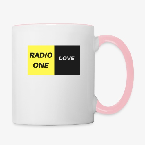 RADIO ONE LOVE - Mug contrasté