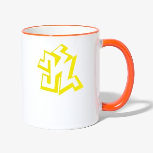 kseuly png - Mug contrasté