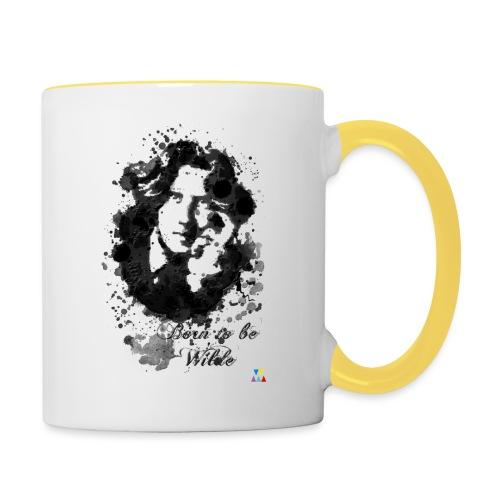 Born to be Wilde - Mug contrasté