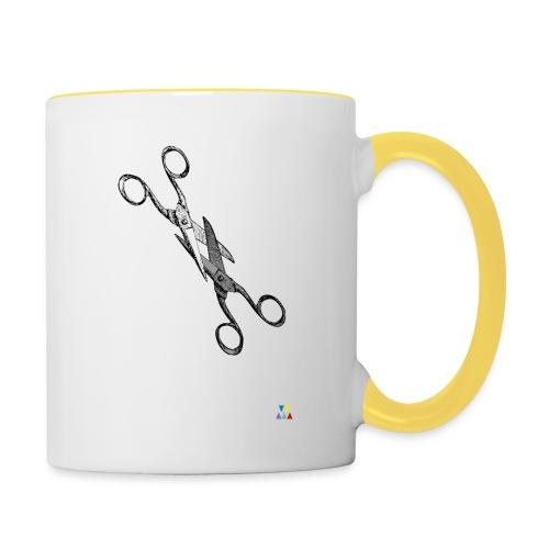 Scissor sisters - Mug contrasté