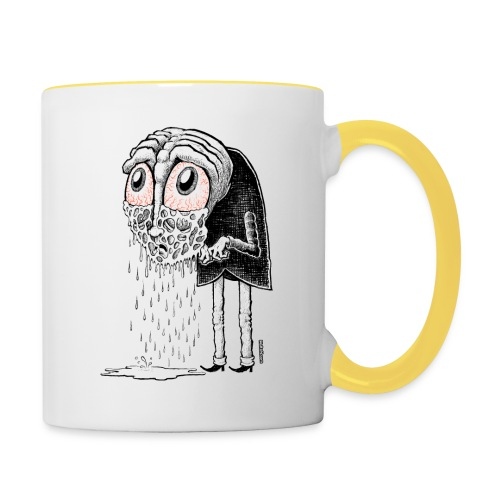 Crybaby 1 - Contrasting Mug