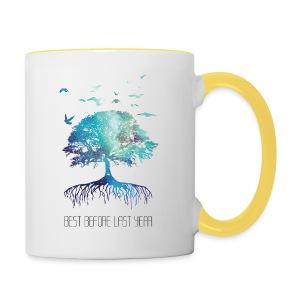 Men's shirt Next Nature Light - Contrasting Mug