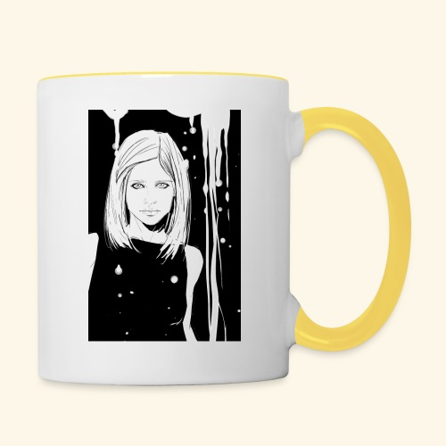 Buffy - Contrasting Mug