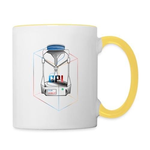 New Logo CPI - Mug contrasté