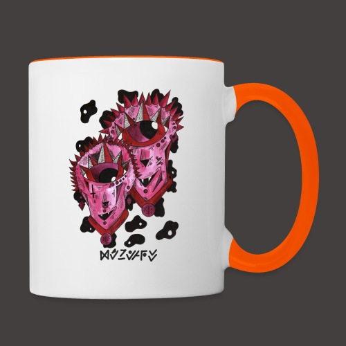 Gemeaux original - Mug contrasté