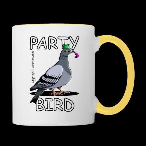 Party Bird - Contrasting Mug