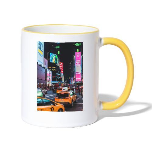 New-York - Mug contrasté