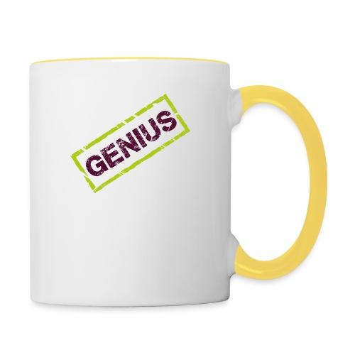 genius - Tazze bicolor