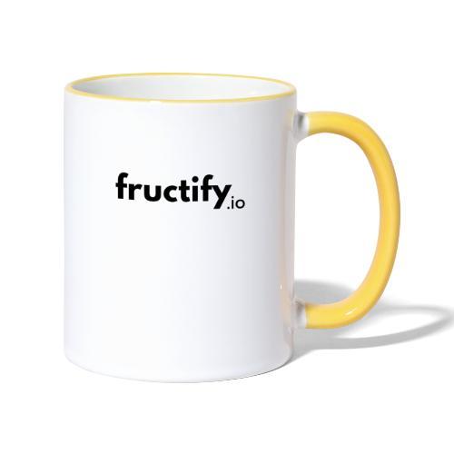 Fructify - Mug contrasté
