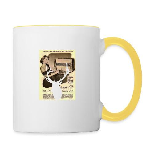 Stag - Contrasting Mug