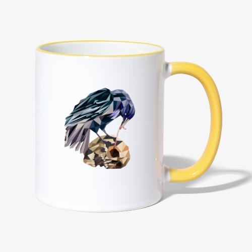 cubicraven - Mug contrasté