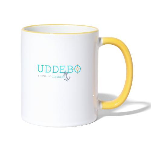 UDDEBO Clothing - Tvåfärgad mugg