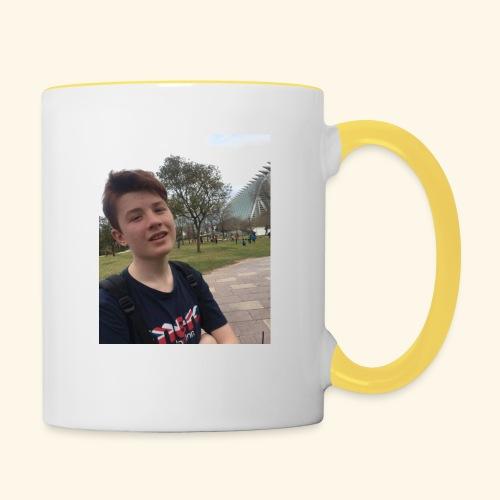 The Beauty of Adoption - Contrasting Mug