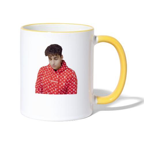 fffffffffffffffffff - Contrasting Mug