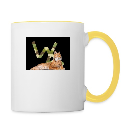 Wakr Lynx - Contrasting Mug