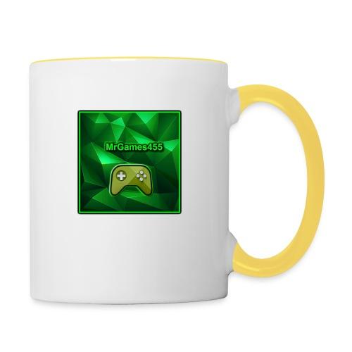 MrGames455 - Contrasting Mug