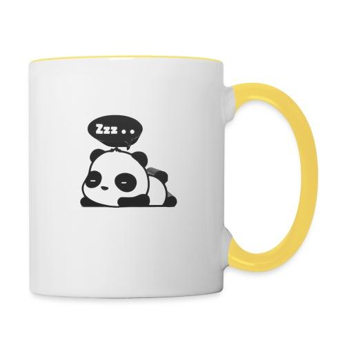 shinypandas - Contrasting Mug