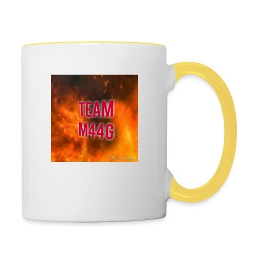 Fire team m44g - Contrasting Mug