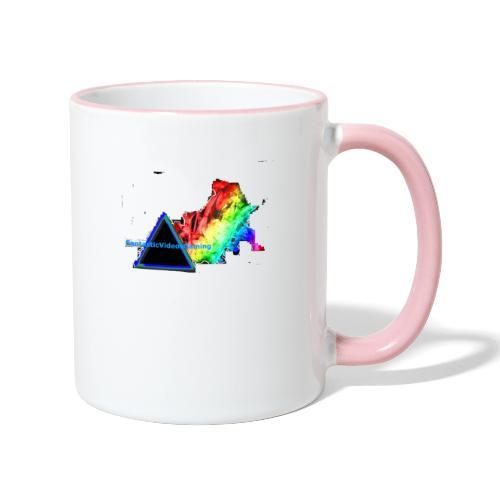 FantasticVideosMerch - Contrasting Mug