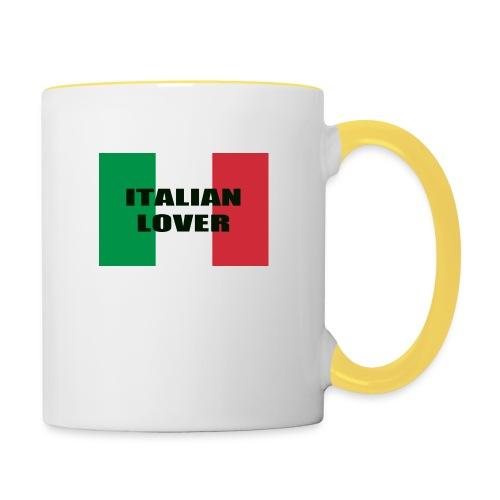 ITALIAN LOVER - Tazze bicolor