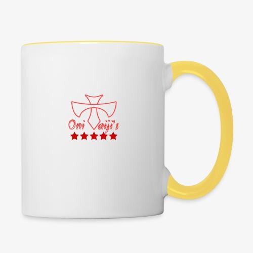 Oni Taiji's 2 - Mug contrasté