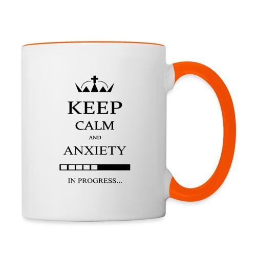keep_calm - Tazze bicolor