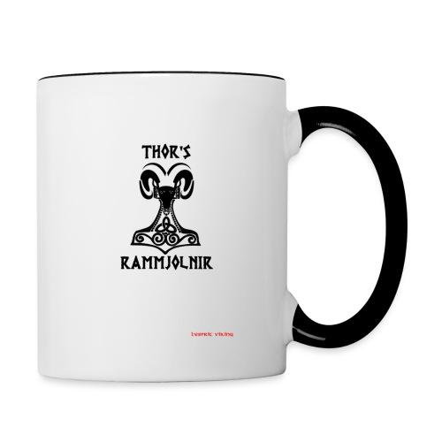 THOR's-RAMMjolnir - Mug contrasté