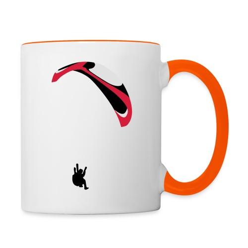 Paraglider Acro - Contrasting Mug