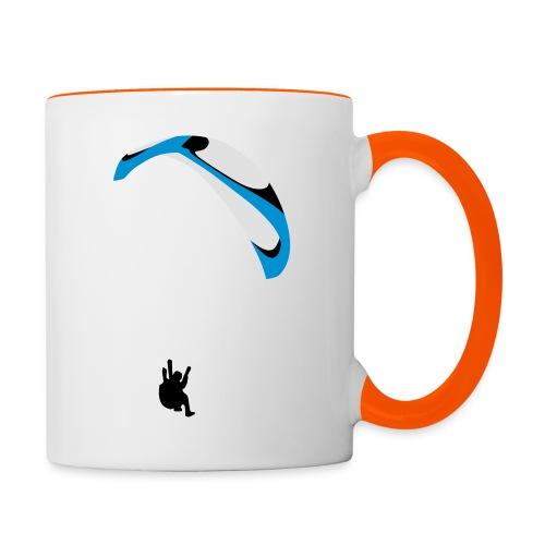 Paragliding Acro - Contrasting Mug