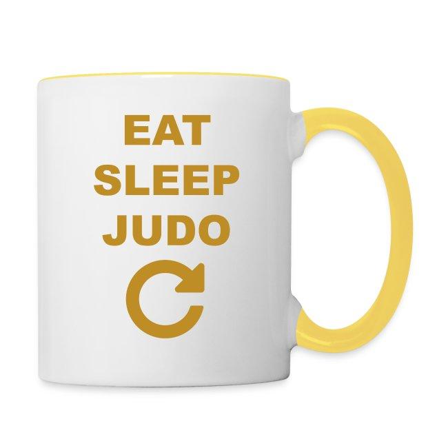 Eat sleep Judo repeat