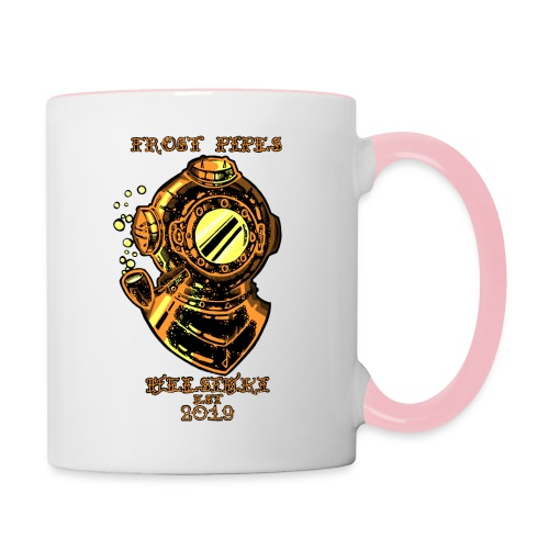Brass Nautical Piper LIMITED EDITION - Contrasting Mug