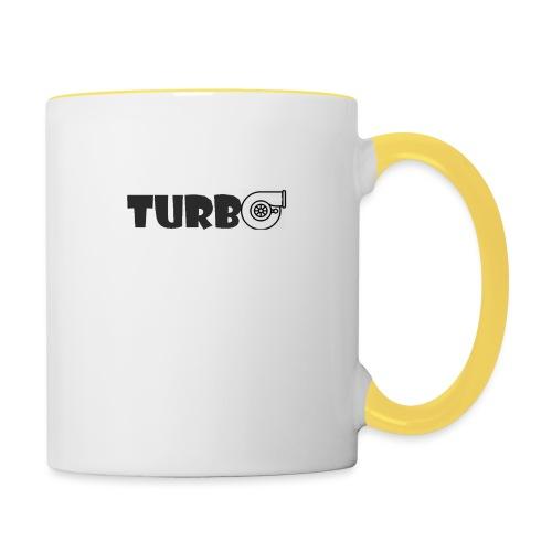 turbo - Contrasting Mug