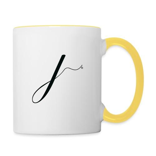 Jizze | Marque de vêtements - Mug contrasté
