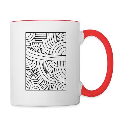 Brut - Mug contrasté