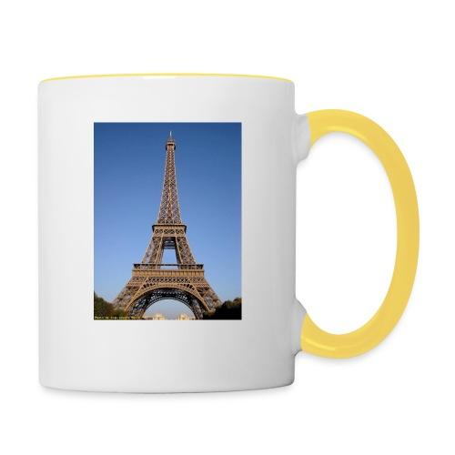 paris - Mug contrasté